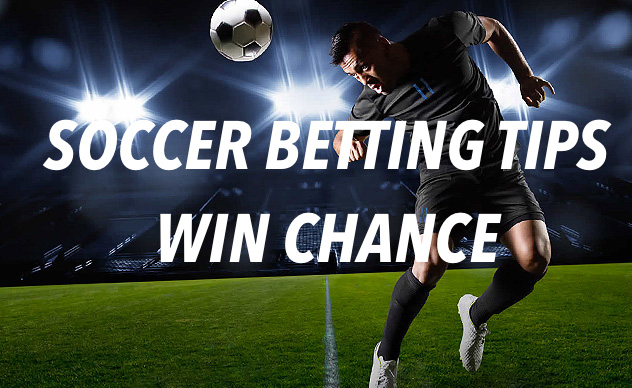 Soccer betting tips win chance
